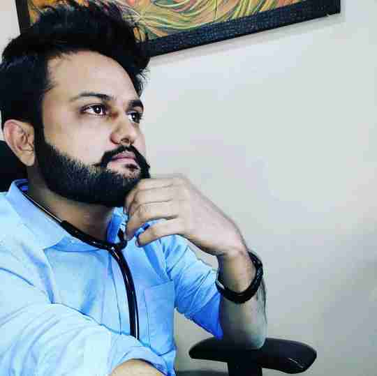 Dr. Nilesh Hadiya's profile on Curofy