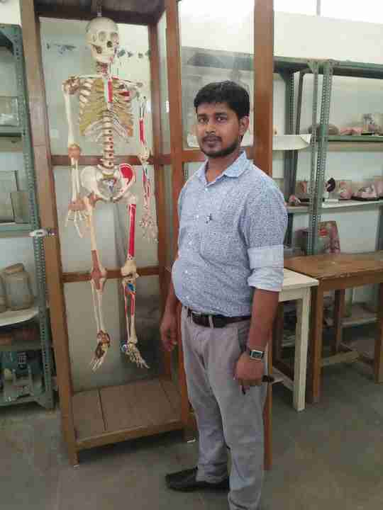 Dr. Prem Prakash Yadav's profile on Curofy