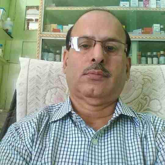 Dr. Kishor Moolchandani's profile on Curofy