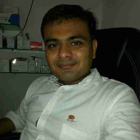 Dr. Kishan Patel's profile on Curofy
