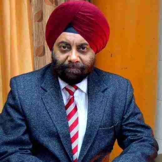 Dr. Amarjit Singh Sachdeva's profile on Curofy