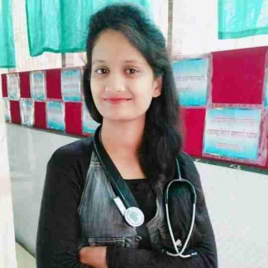 Dr. Mayuri Patil's profile on Curofy