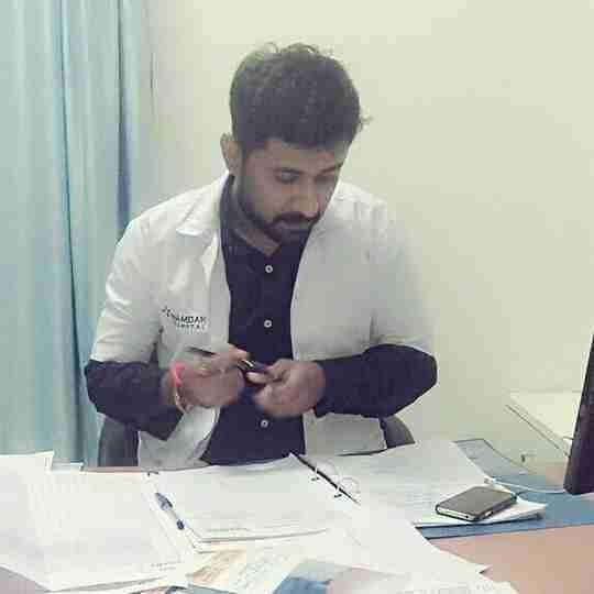 Dr. Vishwajeet Roy's profile on Curofy