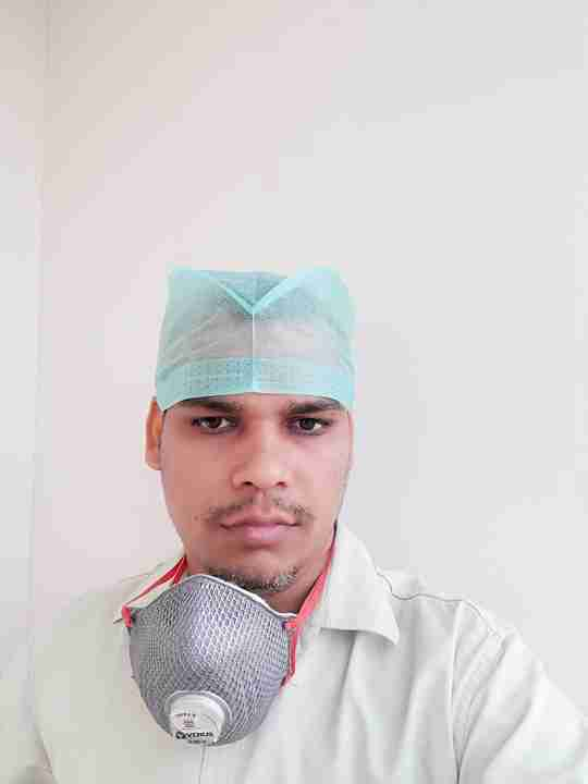Dr. Ranjeet Pandey's profile on Curofy