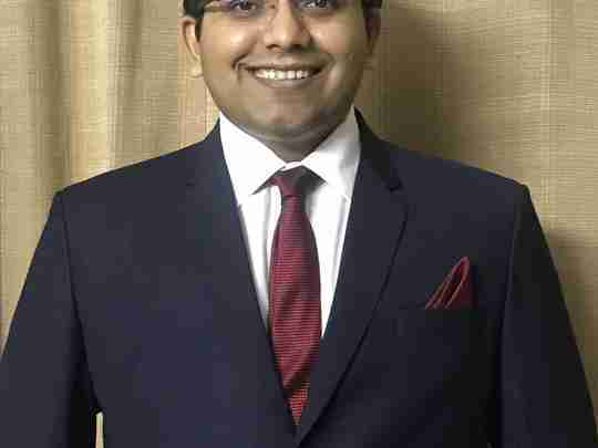 Dr. Aneesh Shah's profile on Curofy