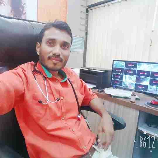 Dr. Avinash's profile on Curofy
