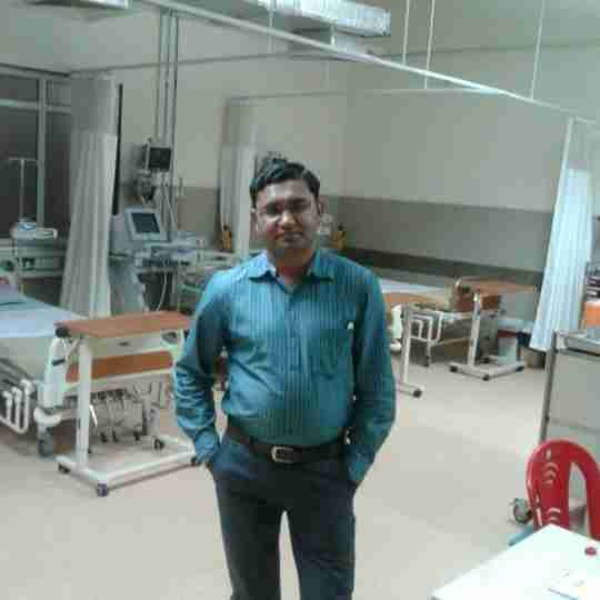 Dr. Jakirhussain Meman's profile on Curofy