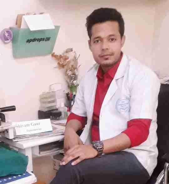 Dr. Shivam Gaur's profile on Curofy