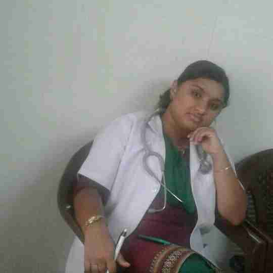 Dr. Preethi H M's profile on Curofy