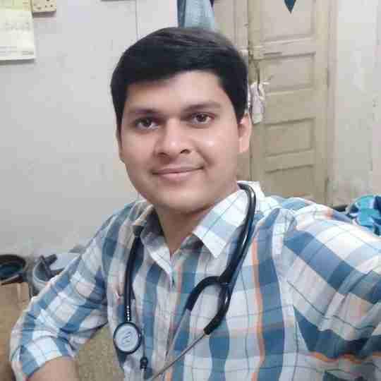 Dr. Kishan Parmar's profile on Curofy