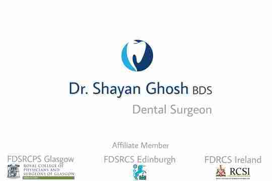 Dr. Shayan Ghosh's profile on Curofy