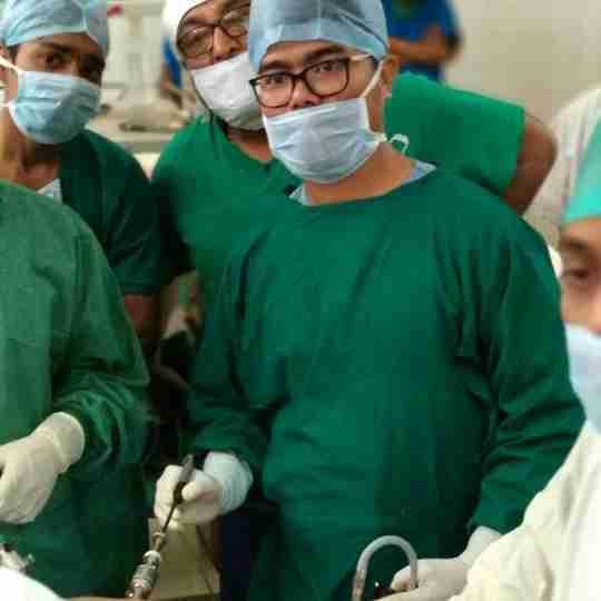 Dr. Thoiba Moirangthem's profile on Curofy
