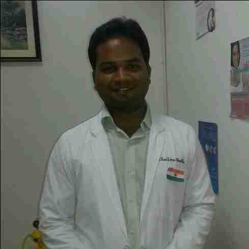 Dr. Ravikiran Naalla's profile on Curofy