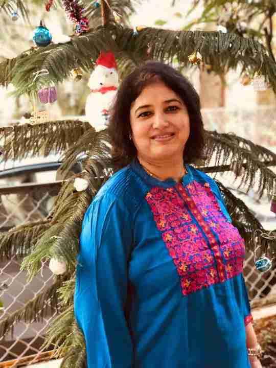 Dr. Jyoti Shendge's profile on Curofy