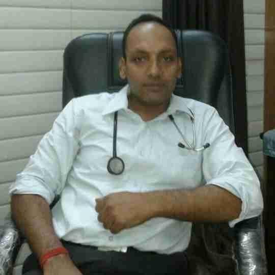 Dr. Surender Arora's profile on Curofy