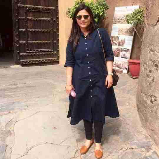 Dr. Sadhna Sharma's profile on Curofy