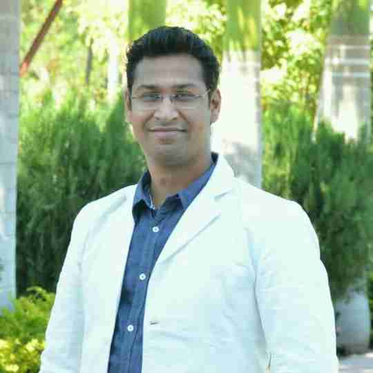 Dr. Hardik Jain's profile on Curofy