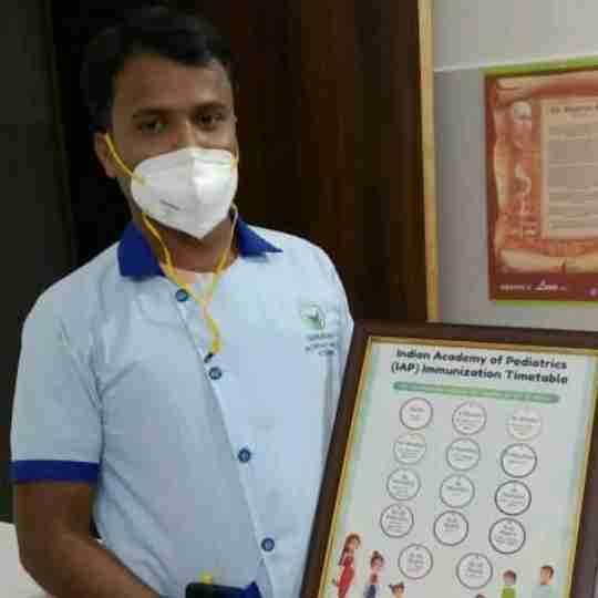 Shivanand Darur's profile on Curofy