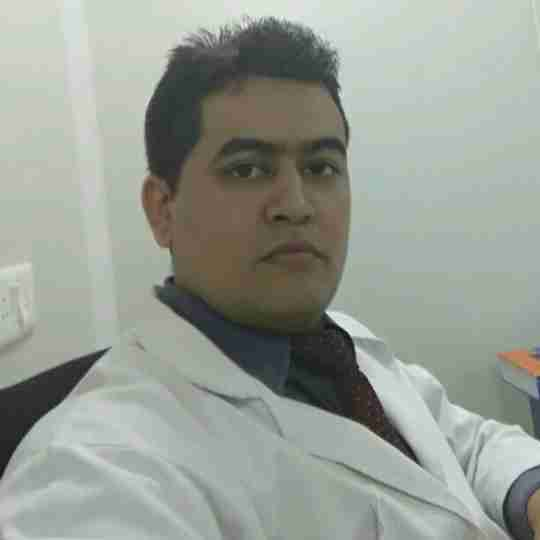 Dr. Rishabh Rajput's profile on Curofy