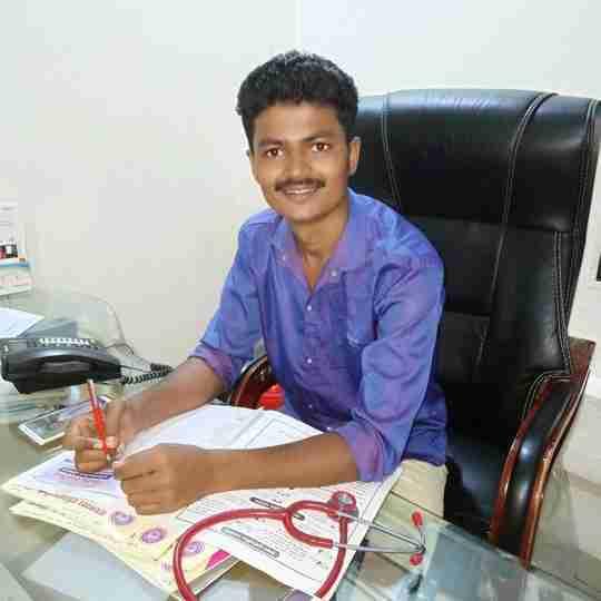 Dr. Bhagwat Kolhe's profile on Curofy