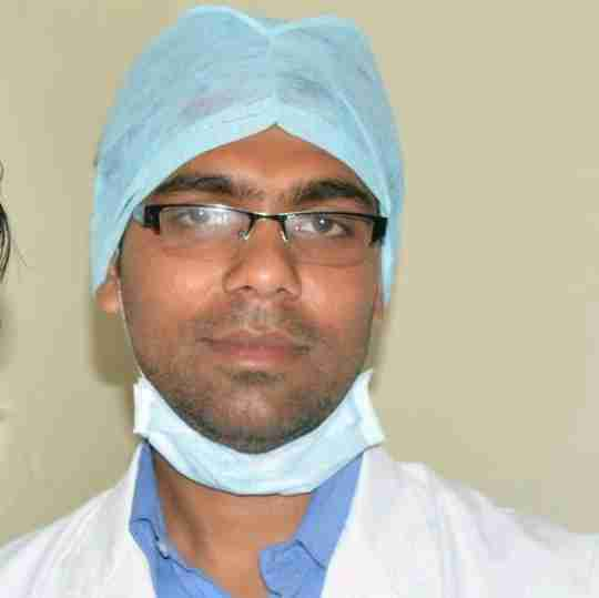 Dr. Pratikshit Sanel's profile on Curofy