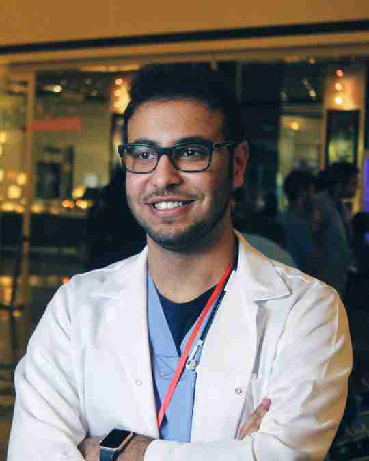 Dr. Abdulrahman Sowygh's profile on Curofy