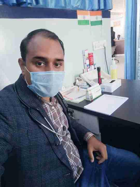Dr. Jitendra Singh's profile on Curofy