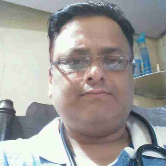 Dr. Ashutosh Dubey's profile on Curofy