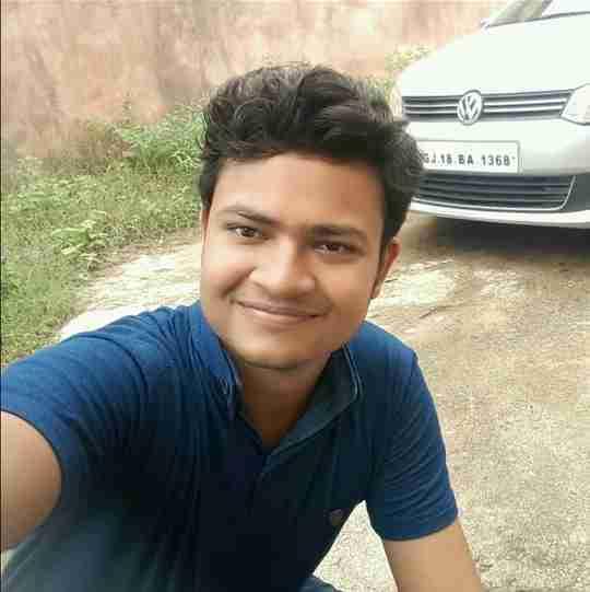 Ashish Patel's profile on Curofy