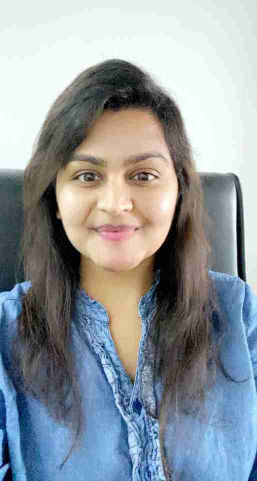 Dr. Bindi Patel's profile on Curofy