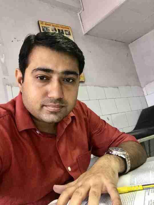Dr. Sourav Kumar Mishra's profile on Curofy