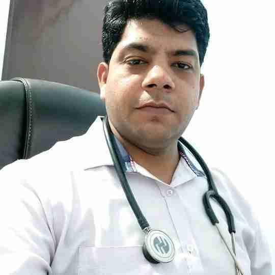 Dr. Bhanu Pratap Singh Yadav's profile on Curofy