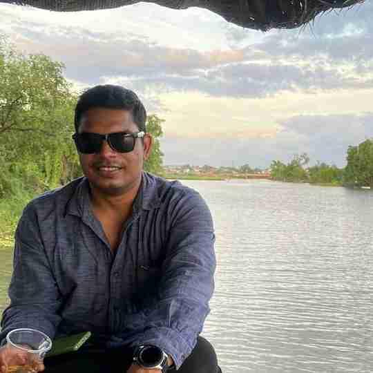 Rajesh Kumar's profile on Curofy
