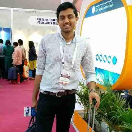 Dr. Sajad M's profile on Curofy