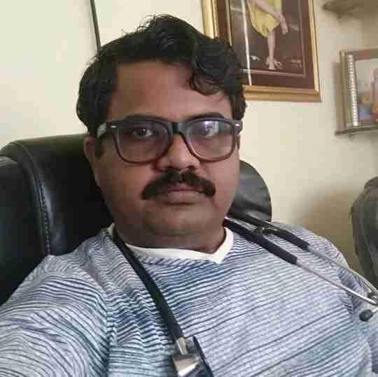 Dr. Kiran Kadam's profile on Curofy