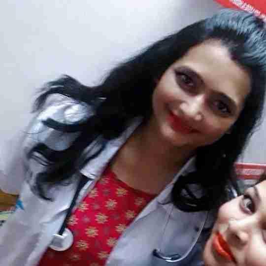 Dr. Pinky Srivastva's profile on Curofy