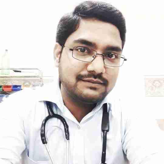 Dr. Pavan Soni's profile on Curofy