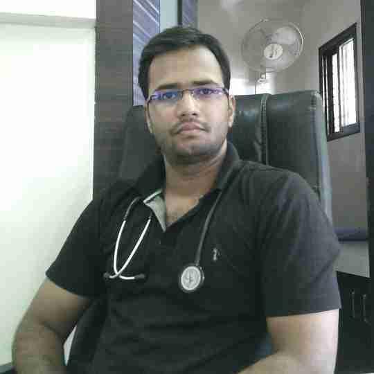 Dr. Akshay Jambale's profile on Curofy