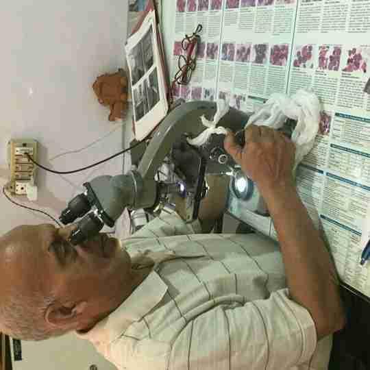 Dr. Prasann Kumar Bandi's profile on Curofy