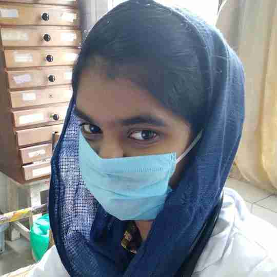 Ashna Subair's profile on Curofy
