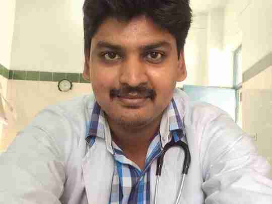 Dr. Madhan Kumar's profile on Curofy
