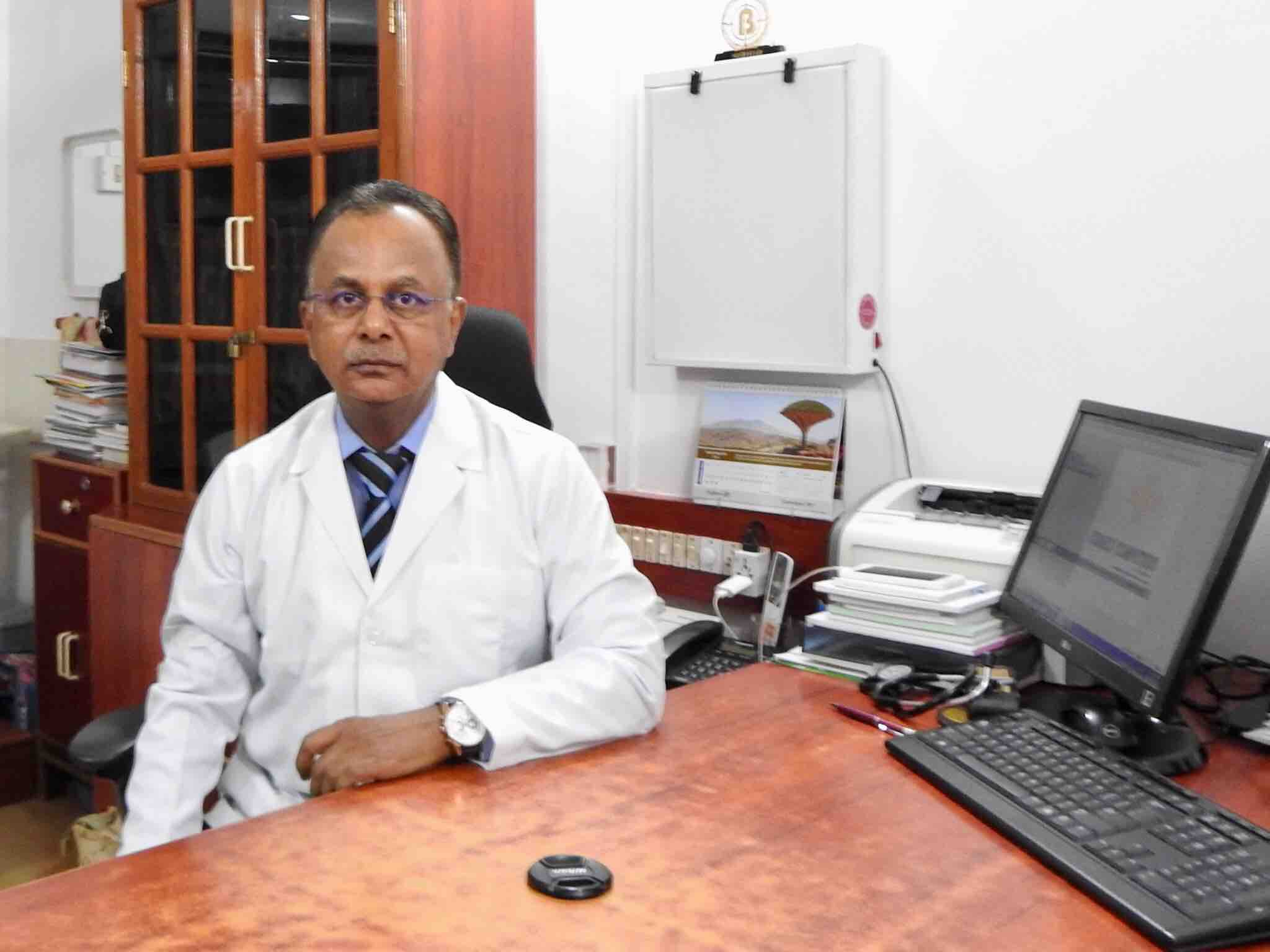 Dr. S. R. Hebbal   M. D's profile on Curofy