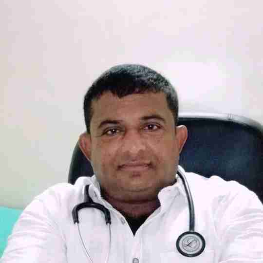 Dr. Rajendrasinh Dahima's profile on Curofy