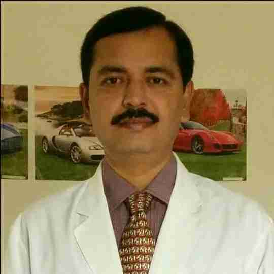 Dr. Prakash Ns's profile on Curofy