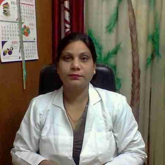 Dr. Anuradha Sharma (Pt)'s profile on Curofy