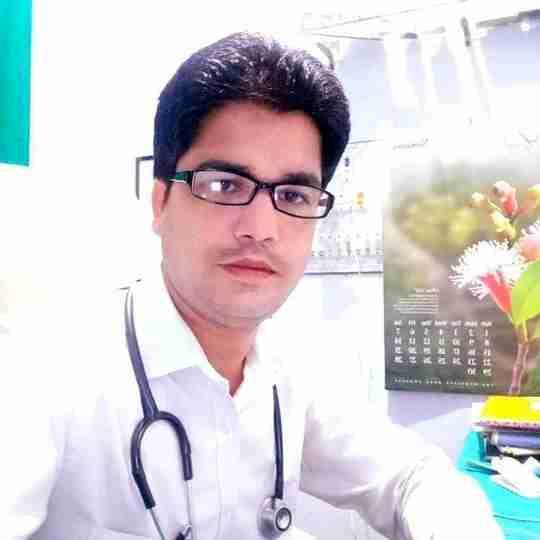 Dr. Ritesh Kushwaha's profile on Curofy