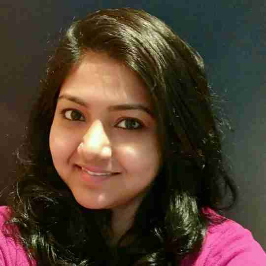 Ashwini Deo's profile on Curofy