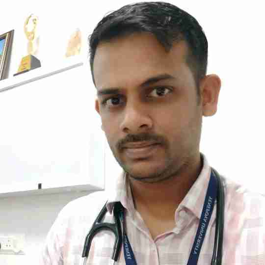 Dr. Irfan Km's profile on Curofy