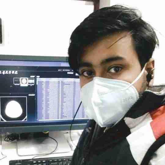 Syed Najib Ahmad Rizvi's profile on Curofy