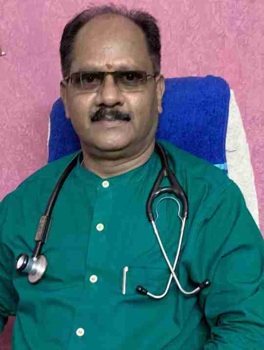 Dr. Karaka Srinivas's profile on Curofy